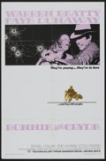 "Movie Posters:Crime, Bonnie and Clyde (Warner Brothers-Seven Arts, 1967). One Sheet (27"" X 41""). Crime...."