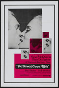 "Movie Posters:Crime, The Thomas Crown Affair (United Artists, 1968). One Sheet (27"" X41""). Crime...."