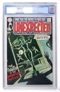 Bronze Age (1970-1979):Horror, Unexpected #122 (DC, 1971) CGC VF/NM 9.0 Off-white to whitepages....
