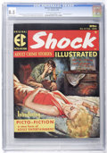 Magazines:Crime, Shock Illustrated #2 (EC, 1956) CGC VF+ 8.5 Cream to off-whitepages....
