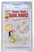 Bronze Age (1970-1979):Cartoon Character, Richie Rich Bank Book #23 File Copy (Harvey, 1976) CGC NM+ 9.6White pages....