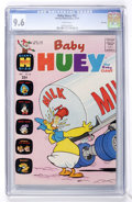 Bronze Age (1970-1979):Cartoon Character, Baby Huey, the Baby Giant #92 File Copy (Harvey, 1970) CGC NM+ 9.6White pages....