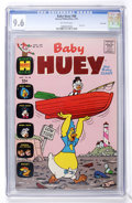 Bronze Age (1970-1979):Cartoon Character, Baby Huey, the Baby Giant #88 File Copy (Harvey, 1970) CGC NM+ 9.6Off-white pages....