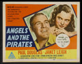 """Movie Posters:Drama, Angels in the Outfield (MGM, 1951). Lobby Card Set of 8 (11"""" X14""""). Drama. Released Internationally as Angels and the Pir...(Total: 8 Items)"""