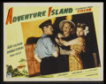 "Movie Posters:Adventure, Adventure Island (Paramount, 1947). Lobby Cards (4) (11"" X 14"").Adventure.... (Total: 4 Items)"