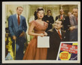 "Movie Posters:Musical, Three Little Words (MGM, 1950). Lobby Cards (5) (11"" X 14"").Musical.... (Total: 5 Items)"
