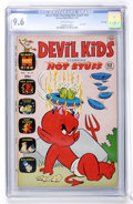 Bronze Age (1970-1979):Cartoon Character, Devil Kids #54 File Copy (Harvey, 1972) CGC NM+ 9.6 Off-whitepages....