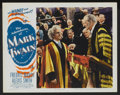 """Movie Posters:Adventure, The Adventures of Mark Twain (Warner Brothers, 1944). Lobby Card(11"""" X 14"""") and Still (9"""" X 11""""). Adventure.... (Total: 2 Items)"""