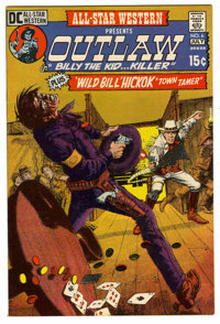 All-Star Western #6 (DC, 1971) Condition: NM