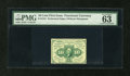 Fractional Currency:First Issue, Fr. 1241 10c First Issue PMG Choice Uncirculated 63 EPQ....