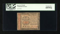 Colonial Notes:Continental Congress Issues, Continental Currency January 14, 1779 $40 PCGS Extremely Fine45PPQ....