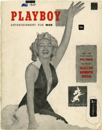 Playboy #1 (HMH Publishing, 1953) Condition: Very Good