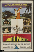 "Movie Posters:Musical, South Pacific (20th Century Fox, 1959). One Sheet (27"" X 41""). Musical...."
