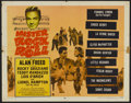 """Movie Posters:Rock and Roll, Mister Rock and Roll (Paramount, 1957). Half Sheet (22"""" X 28"""")Style B. Rock and Roll...."""