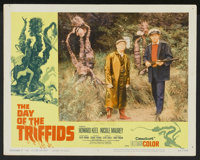 "The Day of the Triffids (Allied Artists, 1962). Lobby Card Set of 8 (11"" X 14""). Science Fiction.... (Total: 8..."