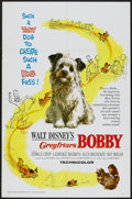 "Movie Posters:Children's, Greyfriars Bobby: The True Story of a Dog Lot (Buena Vista, 1961).One Sheets (2) (27"" X 41""), Lobby Card Set of 9 (11"" X 14...(Total: 12 Items)"