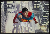 """Superman the Movie (Warner Brothers, 1978). Title Jumbo Lobby Card and Lobby Cards (3) (20"""" X 30""""). Action..."""