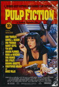 "Movie Posters:Crime, Pulp Fiction (Miramax, 1994). One Sheet (27"" X 40"") SS. Crime...."