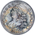 Bust Dimes, 1814 10C Large Date MS64 PCGS. CAC....