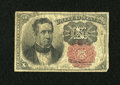 Fractional Currency:Fifth Issue, Fr. 1265 10c Fifth Issue Very Good-Fine....