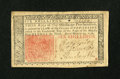 Colonial Notes:New Jersey, New Jersey March 25, 1776 6s Extremely Fine....