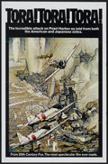 "Movie Posters:War, Tora! Tora! Tora! (20th Century Fox, 1970). One Sheet (27"" X 41"")Style A. War...."