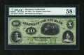 Obsoletes By State:Maryland, Cumberland, MD- Allegany County Bank $10 Nov 7, 1862. ...