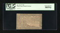 Colonial Notes:Pennsylvania, Pennsylvania April 10, 1777 4s PCGS Choice About New 58PPQ....