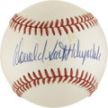 Autographs:Baseballs, Donald Scott Drysdale Single Signed Baseball....