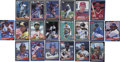 Autographs:Sports Cards, 1985-1988 Donruss Baseball Signed Cards Collection (602). ...