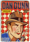 Pulps:Detective, Dan Dunn Detective Magazine #1 (CJH Publications, 1936) Condition:GD/VG....