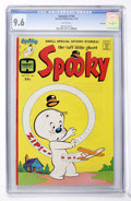 Bronze Age (1970-1979):Cartoon Character, Spooky #150 File Copy (Harvey, 1976) CGC NM+ 9.6 White pages....