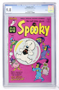 Bronze Age (1970-1979):Cartoon Character, Spooky #147 File Copy (Harvey, 1975) CGC NM/MT 9.8 Off-white towhite pages....