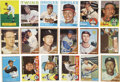Autographs:Sports Cards, 1960-1964 Topps Baseball Signed Cards Collection (269). ...