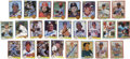 Autographs:Sports Cards, 1981-1983 Donruss Baseball Signed Cards Collection (423). ...
