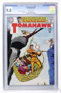 Silver Age (1956-1969):Adventure, Tomahawk #98 (DC, 1965) CGC VF/NM 9.0 Off-white pages....