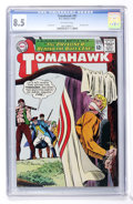 Silver Age (1956-1969):Adventure, Tomahawk #97 (DC, 1965) CGC VF+ 8.5 Off-white pages....