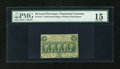 Fractional Currency:First Issue, Fr. 1311 50¢ First Issue PMG Choice Fine 15....