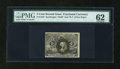Fractional Currency:Second Issue, Fr. 1235 5c Second Issue PMG Uncirculated 62....