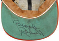 Autographs:Others, Brooks Robinson Signed Cap. ...