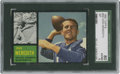 Football Cards:Singles (1960-1969), 1962 Topps Don Meredith #39 SGC 80 EX/NM 6....