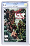 Modern Age (1980-Present):Horror, Swamp Thing (Saga of the...) #47 (DC, 1986) CGC NM/MT 9.8 Whitepages....