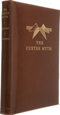 Books:Signed Editions, Colonel W. A. Graham. The Custer Myth: A Source Book ofCusteriana, To Which is Added Important Items ofCusterian...