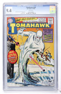 Silver Age (1956-1969):Adventure, Tomahawk #100 (DC, 1965) CGC NM 9.4 White pages....