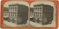 Photography:Stereo Cards, Stereoview of Photographer Thomas Houseworth's Studio, San Francisco, California....