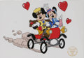 "animation art:Limited Edition Cel, ""Sunday Drive"" Limited Edition Serigraph Cel (Disney)...."