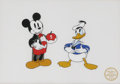 "animation art:Limited Edition Cel, ""Mickey's Amateurs"" Limited Edition Serigraph Cel (Disney)...."