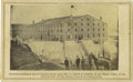 "Military & Patriotic:Civil War, Libby Prison CDV From Levy & Cohen's ""Rebel Capital"" Series. Originally photographed by Rees of Richmond in 1863, this sligh..."