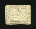 Colonial Notes:North Carolina, North Carolina December, 1768 20s Extremely Fine....