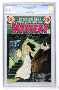 Bronze Age (1970-1979):Horror, House of Mystery #210 (DC, 1973) CGC NM+ 9.6 White pages....